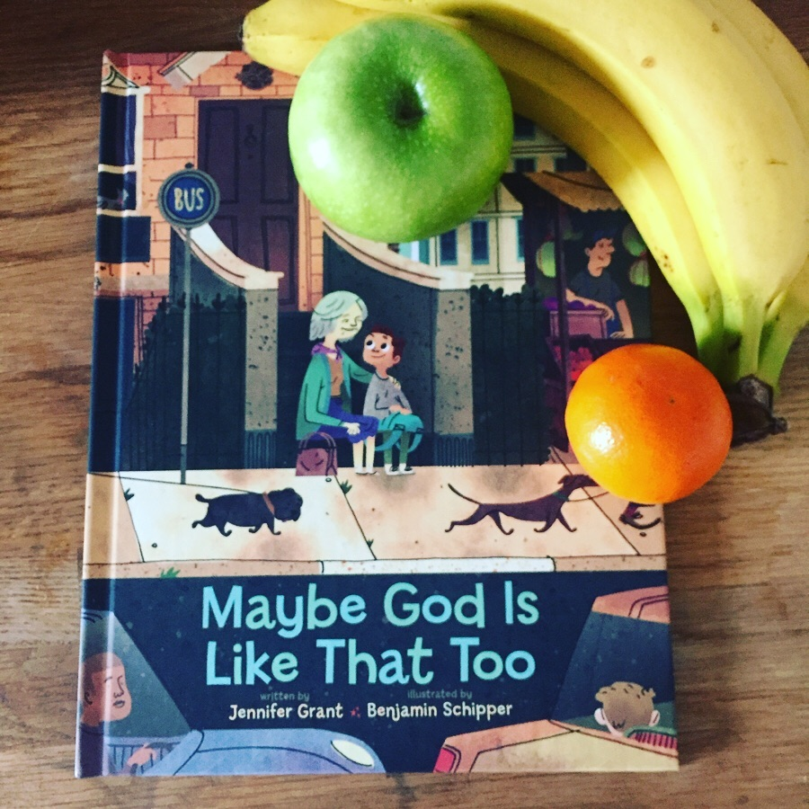 Maybe God Is Like That Too book by Jennifer Grant