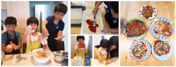 """""""Exploring"""" food with all the senses is an important part of the """"learning how to eat"""" process."""