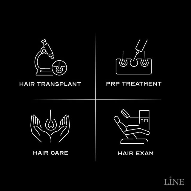 Nowhere does it like Line. All your hair loss solutions in one place. Schedule your free hair exam now.