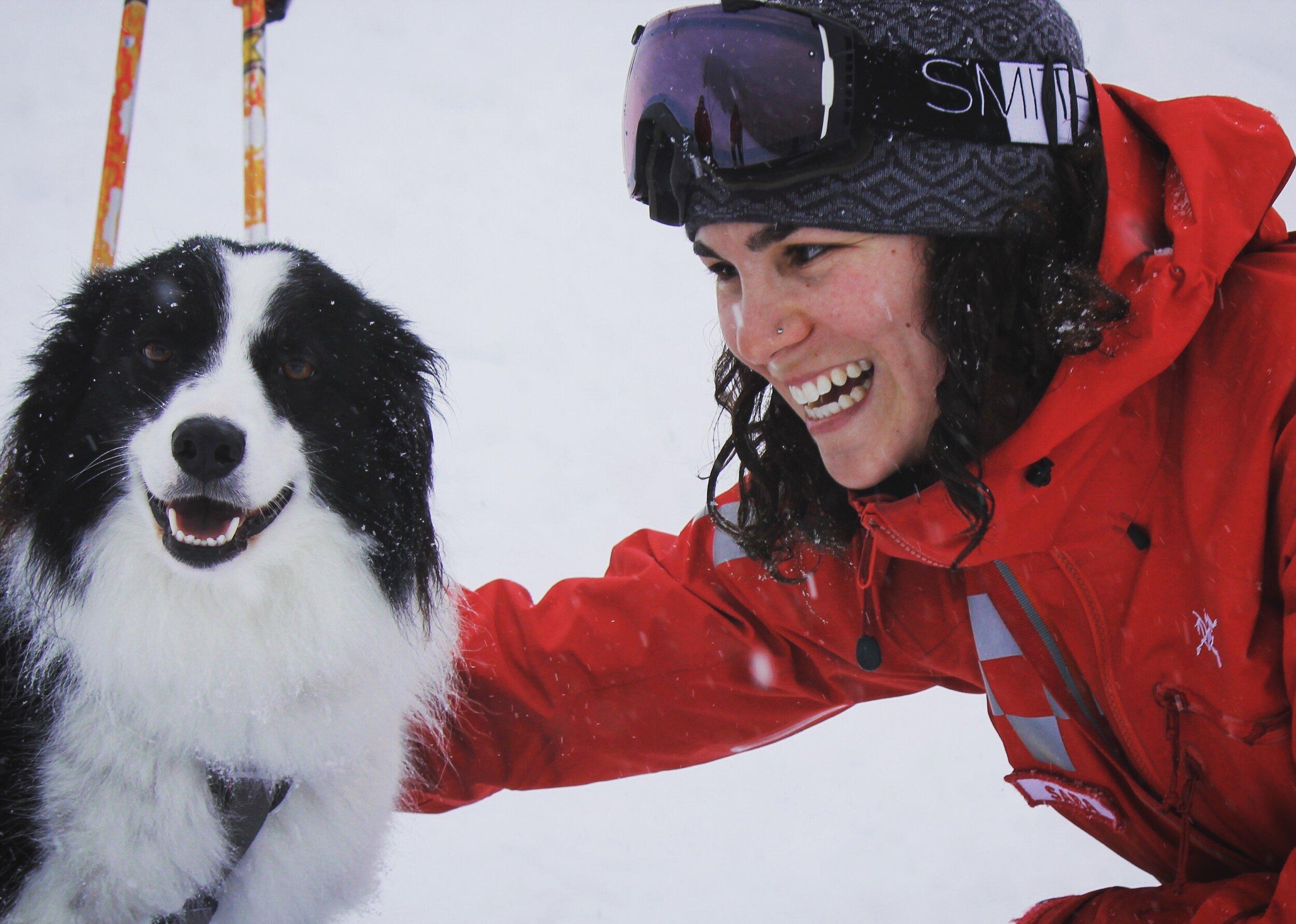 Piper and Sara Cohen