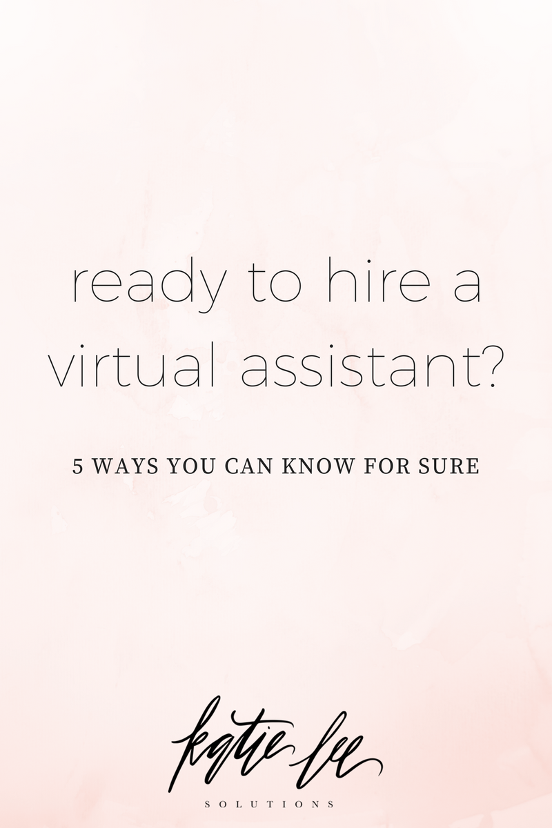 Ready For Virtual Assistant