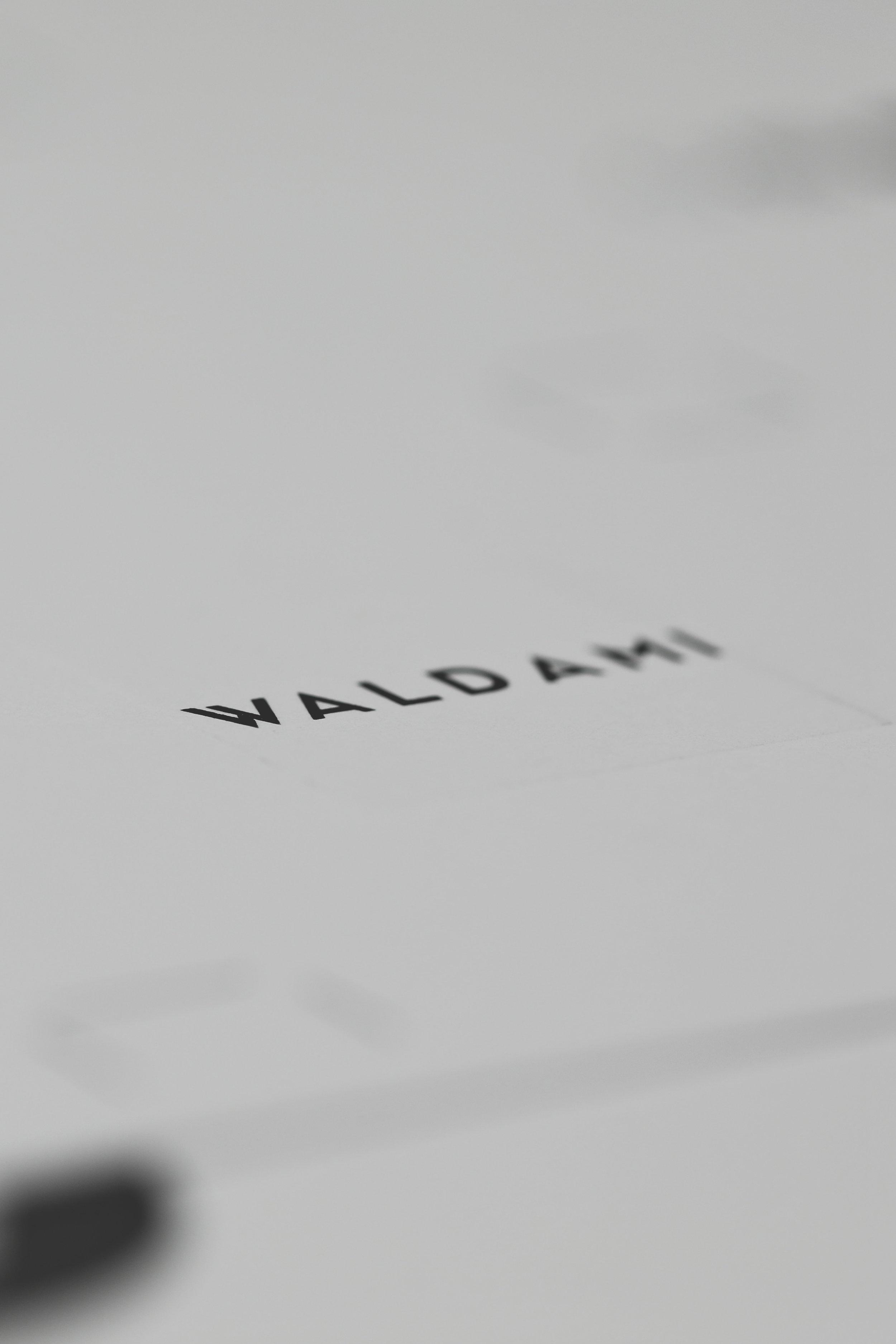 WALDAMI, a card game