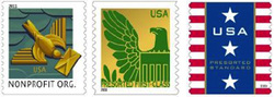 Pre-Cancelled Stamp