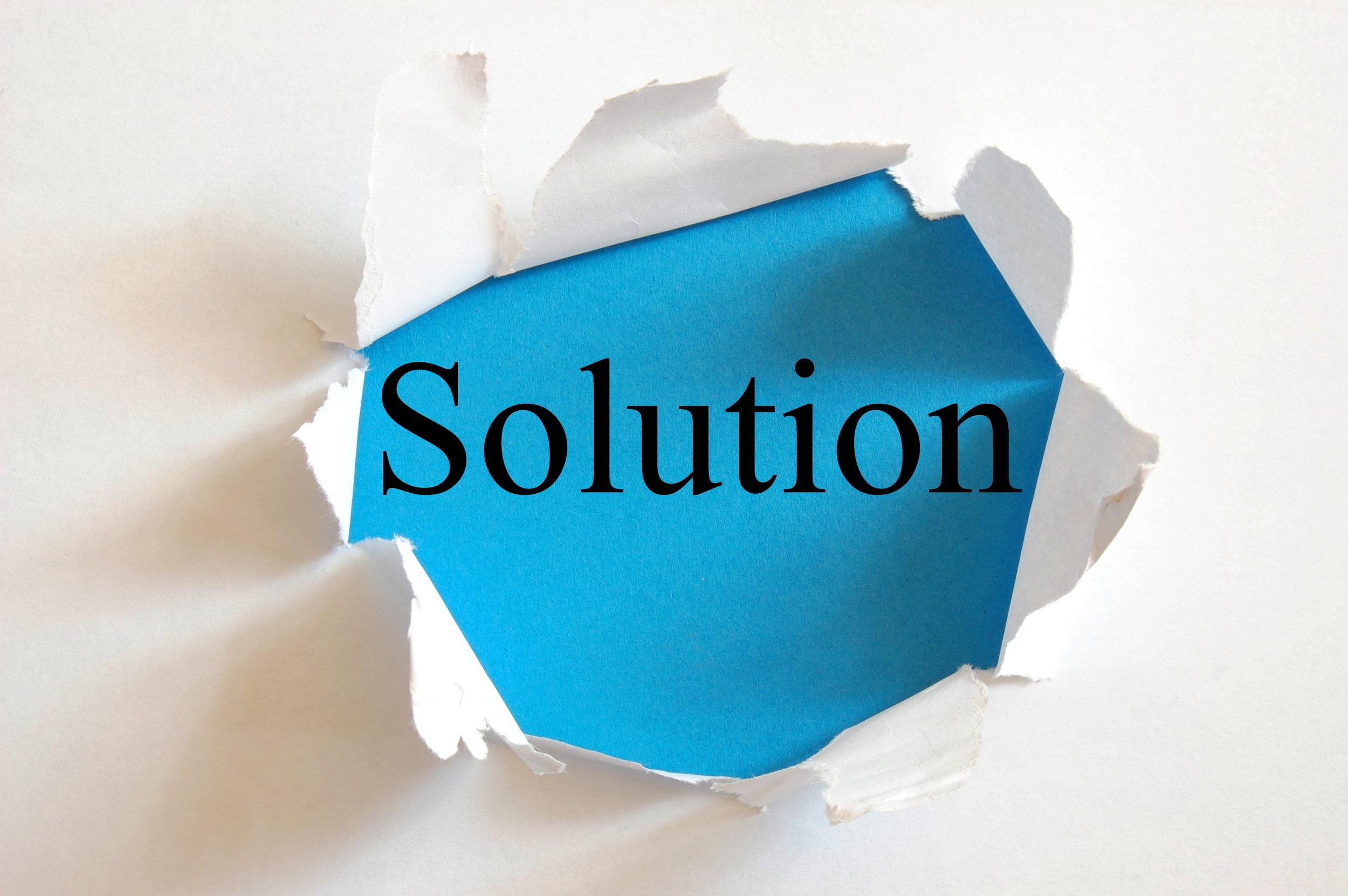 Solution Envelope