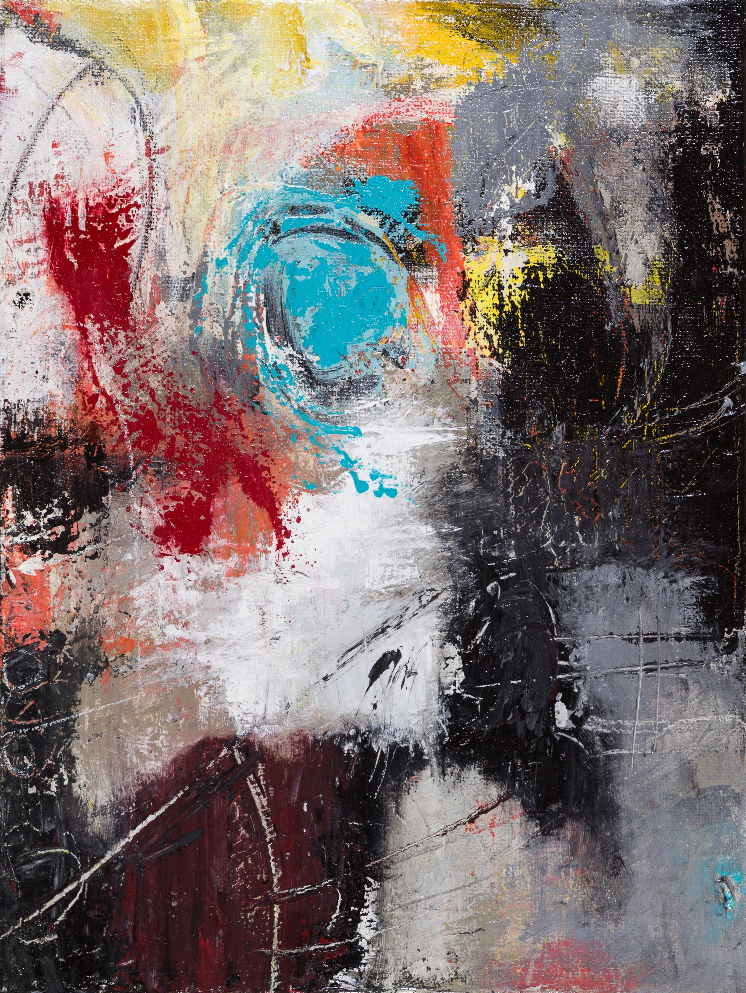 Triptych 2- SOLD