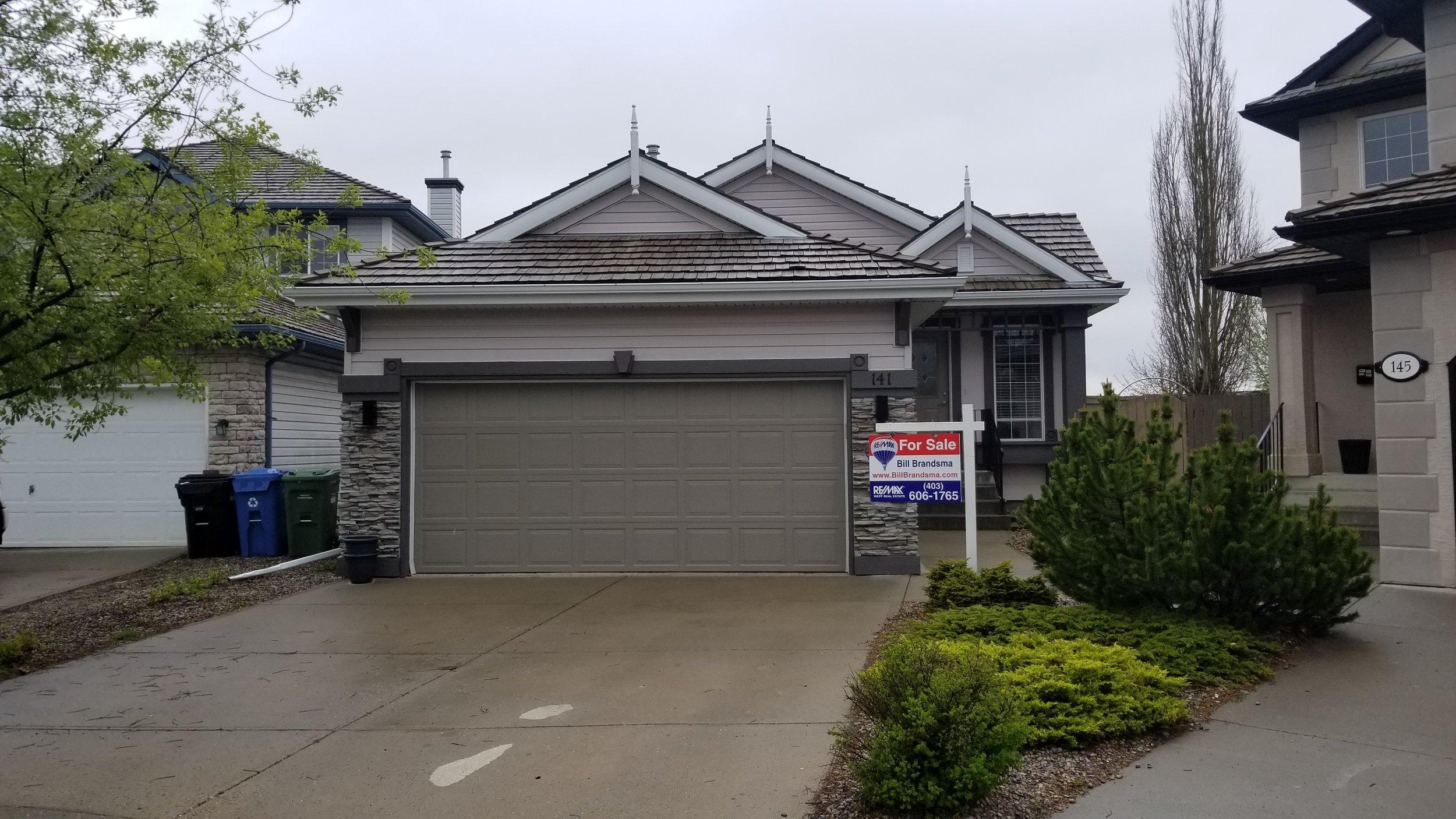 Springbank Calgary home inspector
