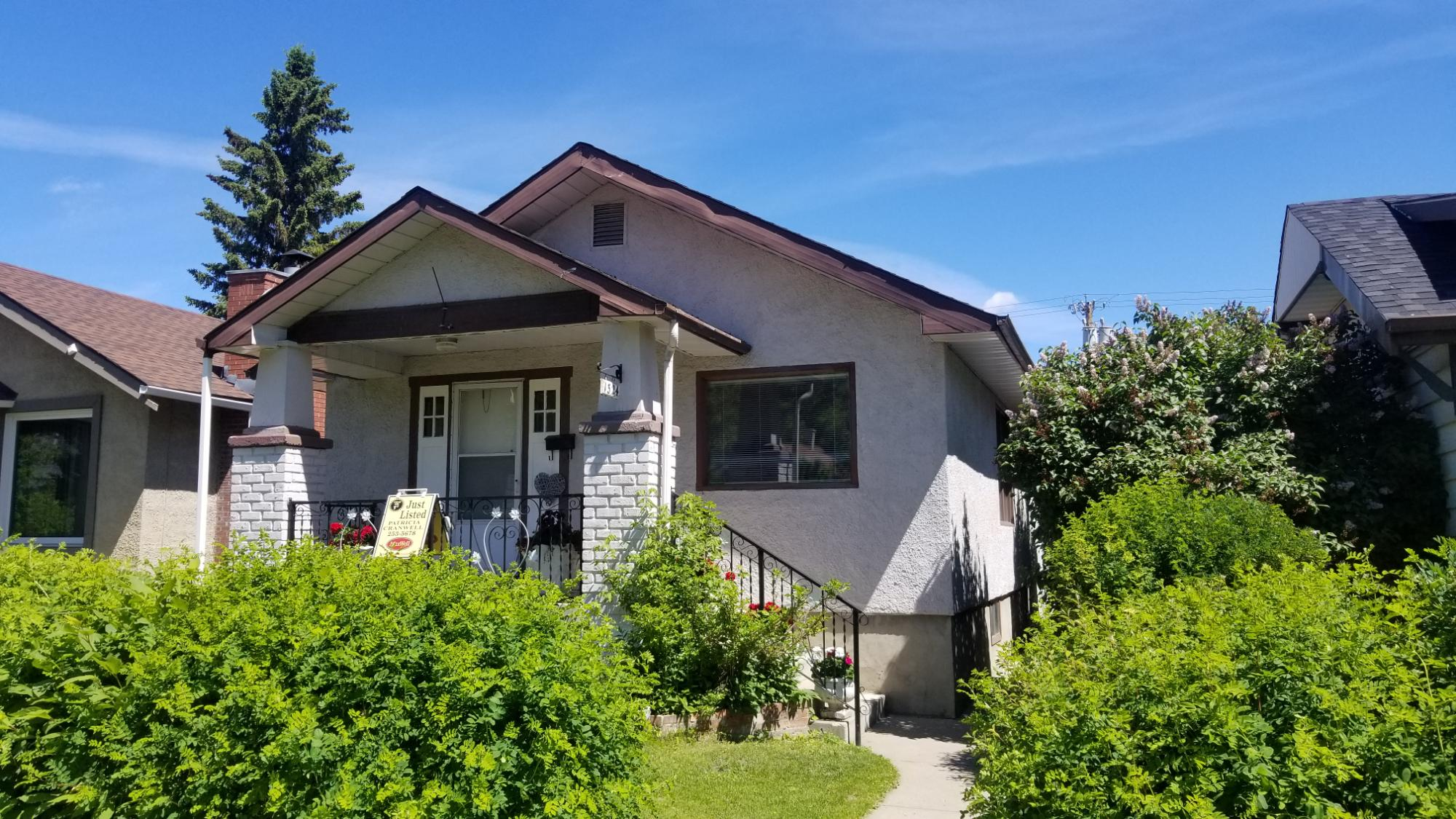 1920's Inglewood, Calgary, Home Inspection