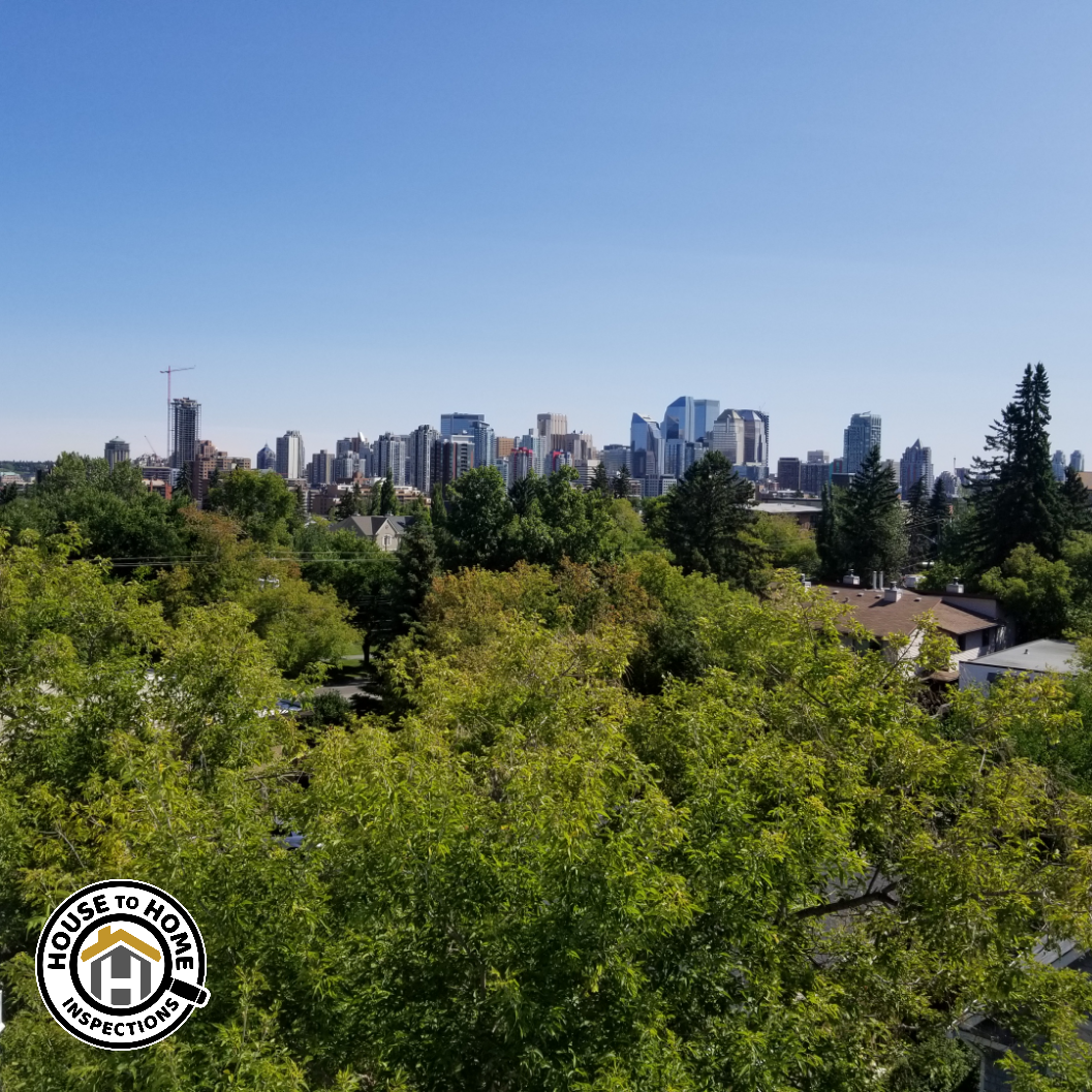 Best part of being home inspector, Calgary