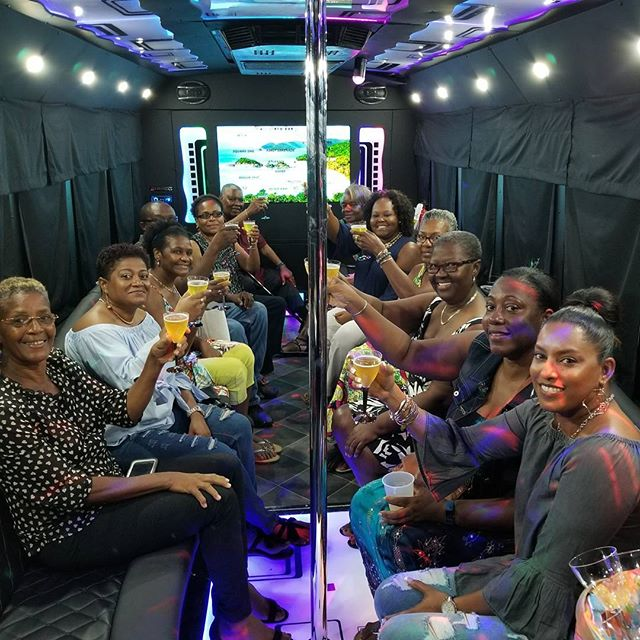 More Parties this week! Email Islandvybezpartybus@gmail.com or call 3403329740 for bookings!