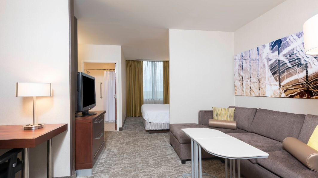 SPRINGHILL SUITES BY MARRIOTT CHICAGO/O'HARE - 8101 W. Higgins RoadChicago, IL 60631Tel: 773.867.0000Map LinkTripAdvisor Reviews