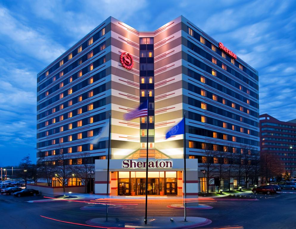 SHERATON - O'HARE - 6501 North Mannheim RoadRosemont, IL 60018847.699.6300Map LinkTripAdvisor Reviews