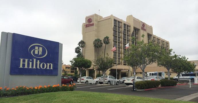 HILTON - IRVINE - 18800 MacArthur BoulevardIrvine, CA 92612949.833.9999Map LinkTripAdvisor Reviews