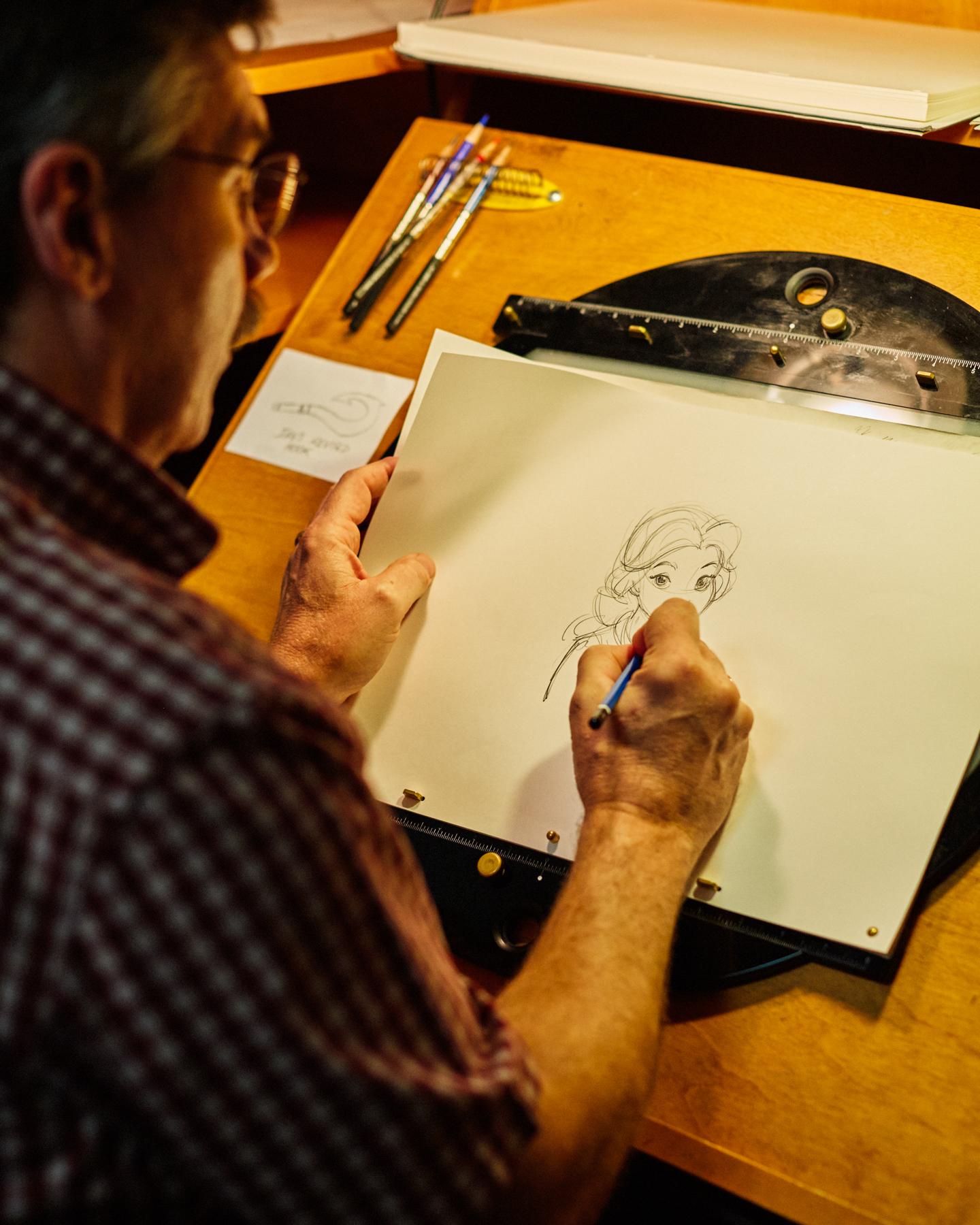 Disney Animators
