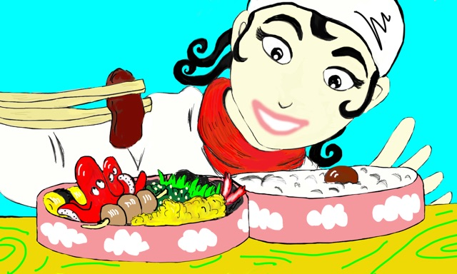 1. Preparing Oishii (Delicious) and Healthy Washoku -