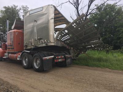 Cattle Truck Struck by Amtrak Train in Rural Kansas