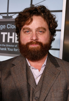 Zach Galifianakis - While only a small operation, 60 acres, Galifianakis raises horses and honey bees as an escape from the day-to-day of his comedian/ actor escapades. I'd love to see an episode of Between the Ferns with Sam Elliott.