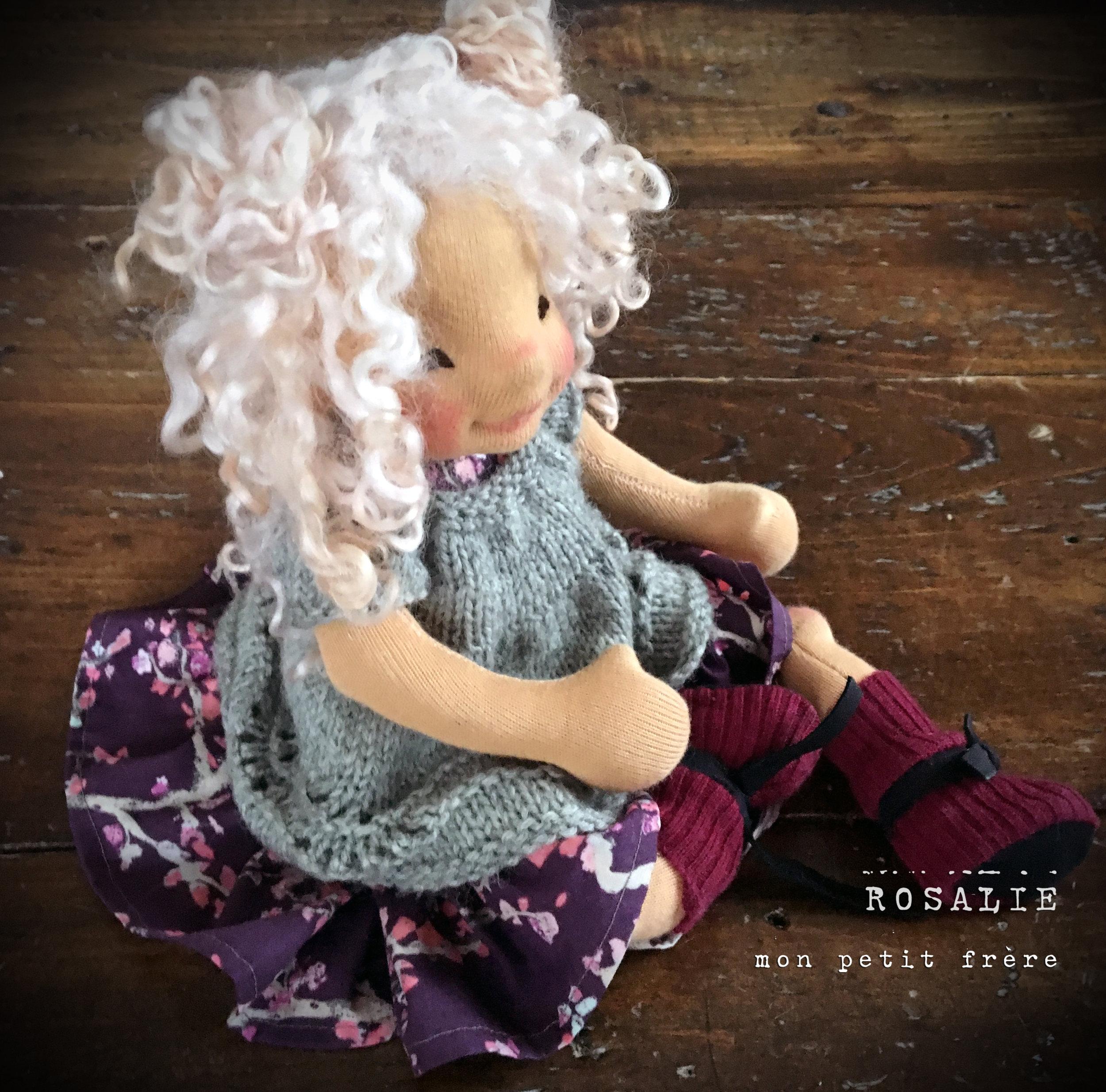 "Rosalie- 13"", 2017"