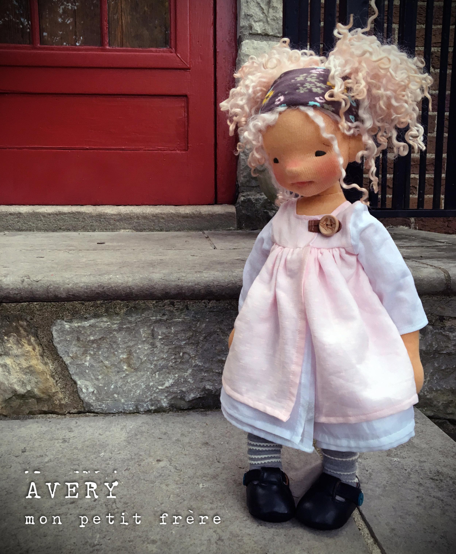 """Avery- 18"""" 2017"""