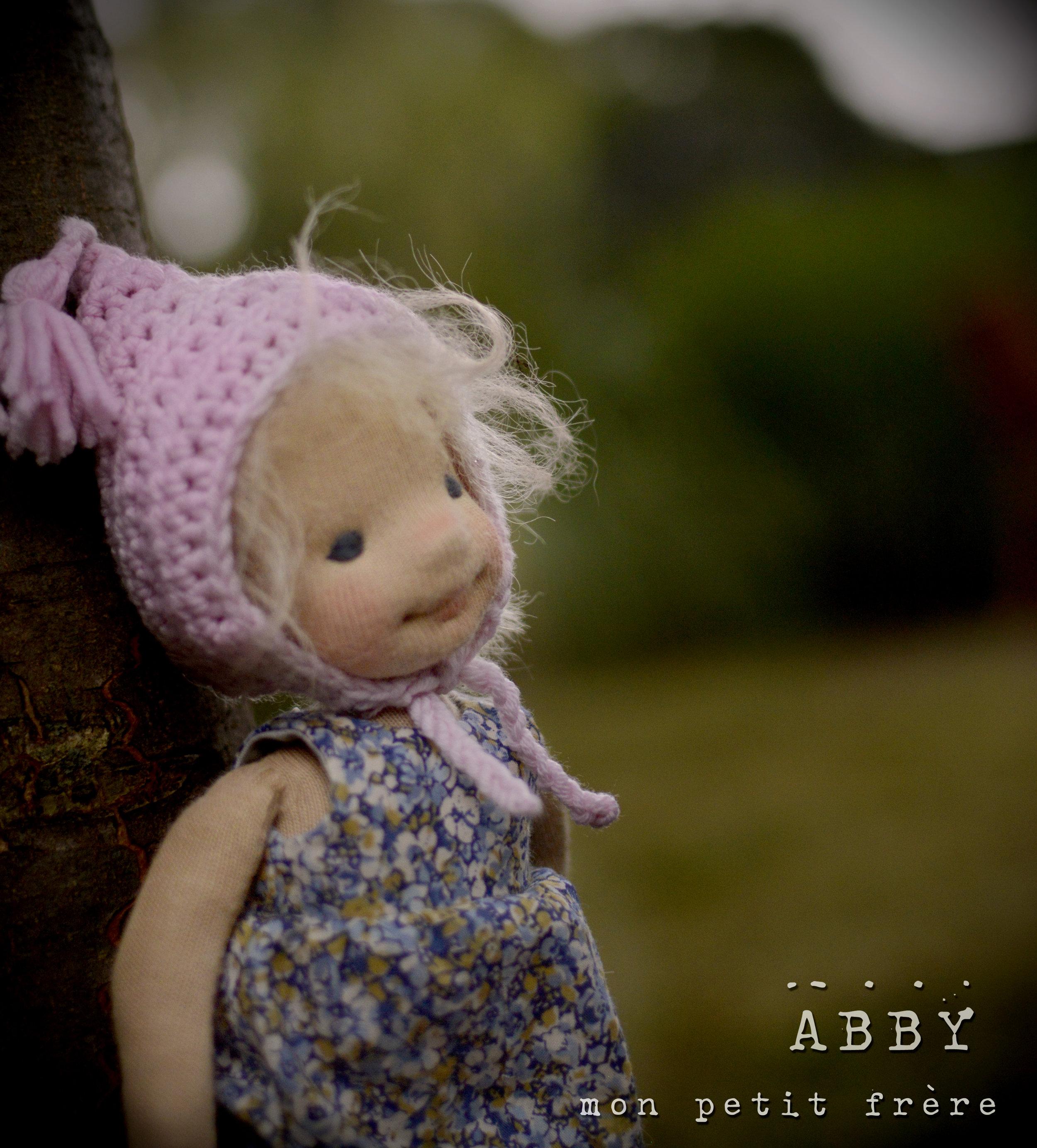 """Abby- 9"""" 2017"""