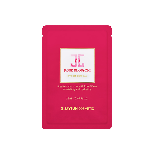 What is it?   The JayJun Rose Blossom Mask contains rosa centifolia water, betaine and allantoin to nourish dry and rough skin, as well as brighten the complexion.   How to use?   1. After cleansing, tone the skin.  2. Apply mask.  3. Leave on for 10 to 20 minutes.  4. Remove mask and pat any remaining essence into skin.