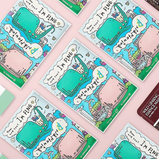 The Dancing Whale I'm Fine Brightening Sheet Mask contains sea mucin, collagen and hyaluronic acid to brighten, soothe and moisturise the skin. 🧖🏻♀️ (featured in our August box) ⠀⠀ ⠀⠀ ⠀⠀⠀⠀⠀ ⠀ #fashion #lifestyle #flatlay #beauty #sheetmask #mask #facemask #kbeauty #koreanskincare #cosmetics #skin #bbloggers #bblogger #skincare #spa #pamper #products #flatlays #beautybox #subscriptionbox #skincareroutine #hydrating #glow #facial #beautybloggers #instabeautyau #brightening #bbloggersau