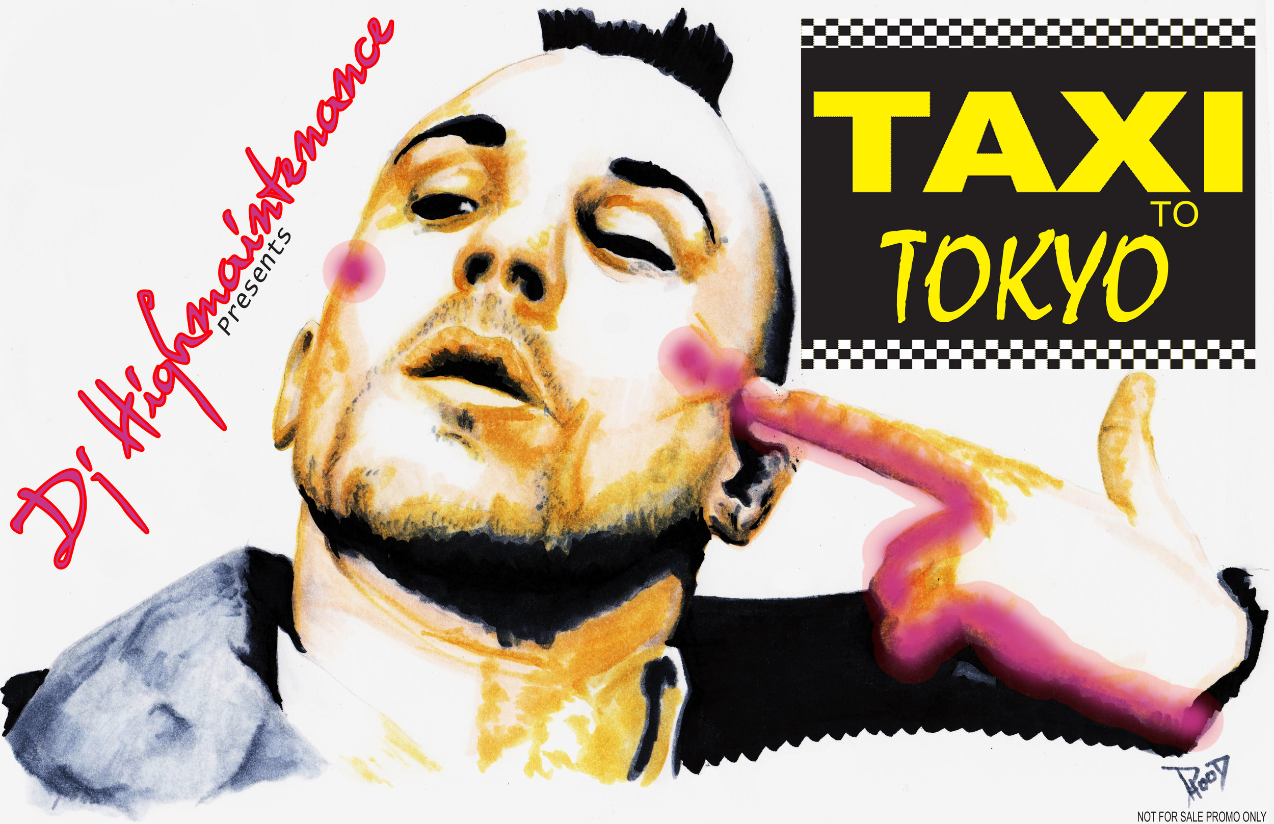 Taxi To Tokyo Mix