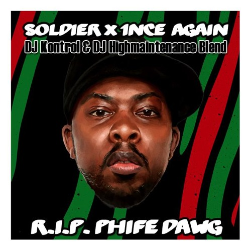 Soldier x 1nce Again (DJ Kontrol & DJ Highmaintenance Mash)