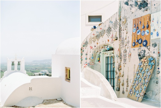 Santorini travel photography in Pyrgos