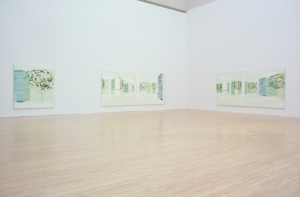 Installation Moca Los Angeles, 1999