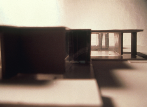 Untitled Model, 1999