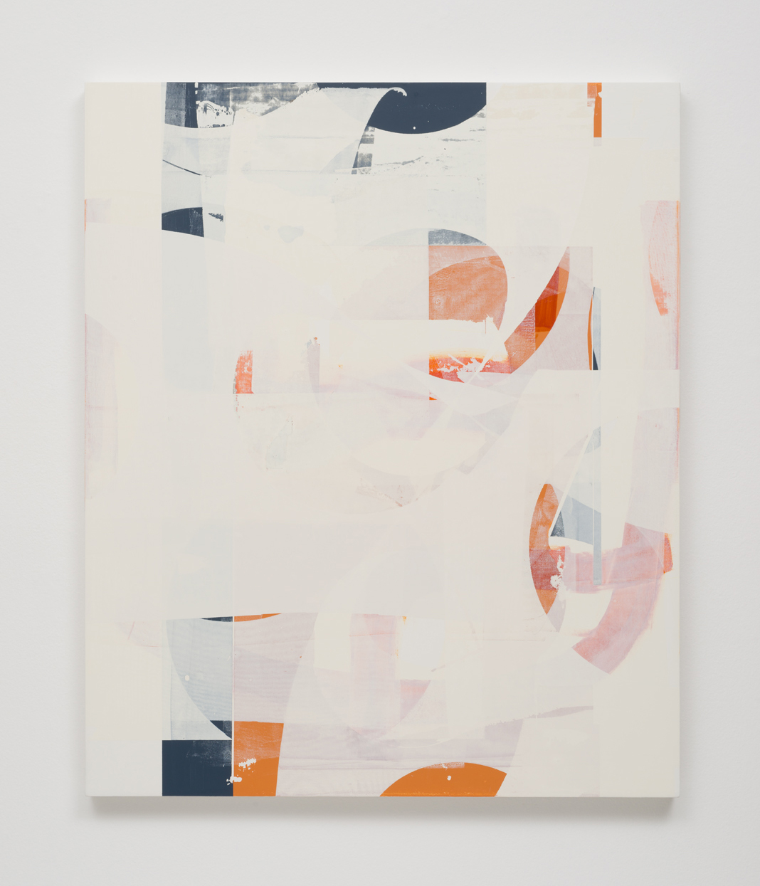 Composite 22 (catch and release), 2017  Oil and acrylic on canvas over panel  48 x 40 inches  122 x 101.6 cm