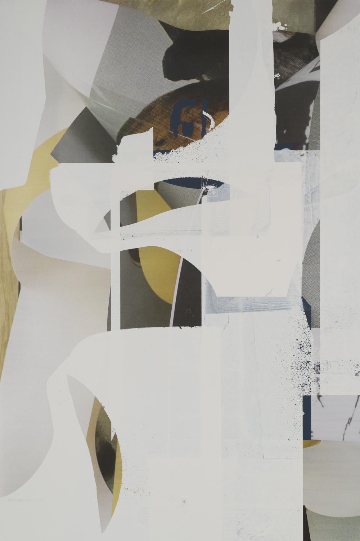 Composite 28 (the argument) , 2017 (detail)
