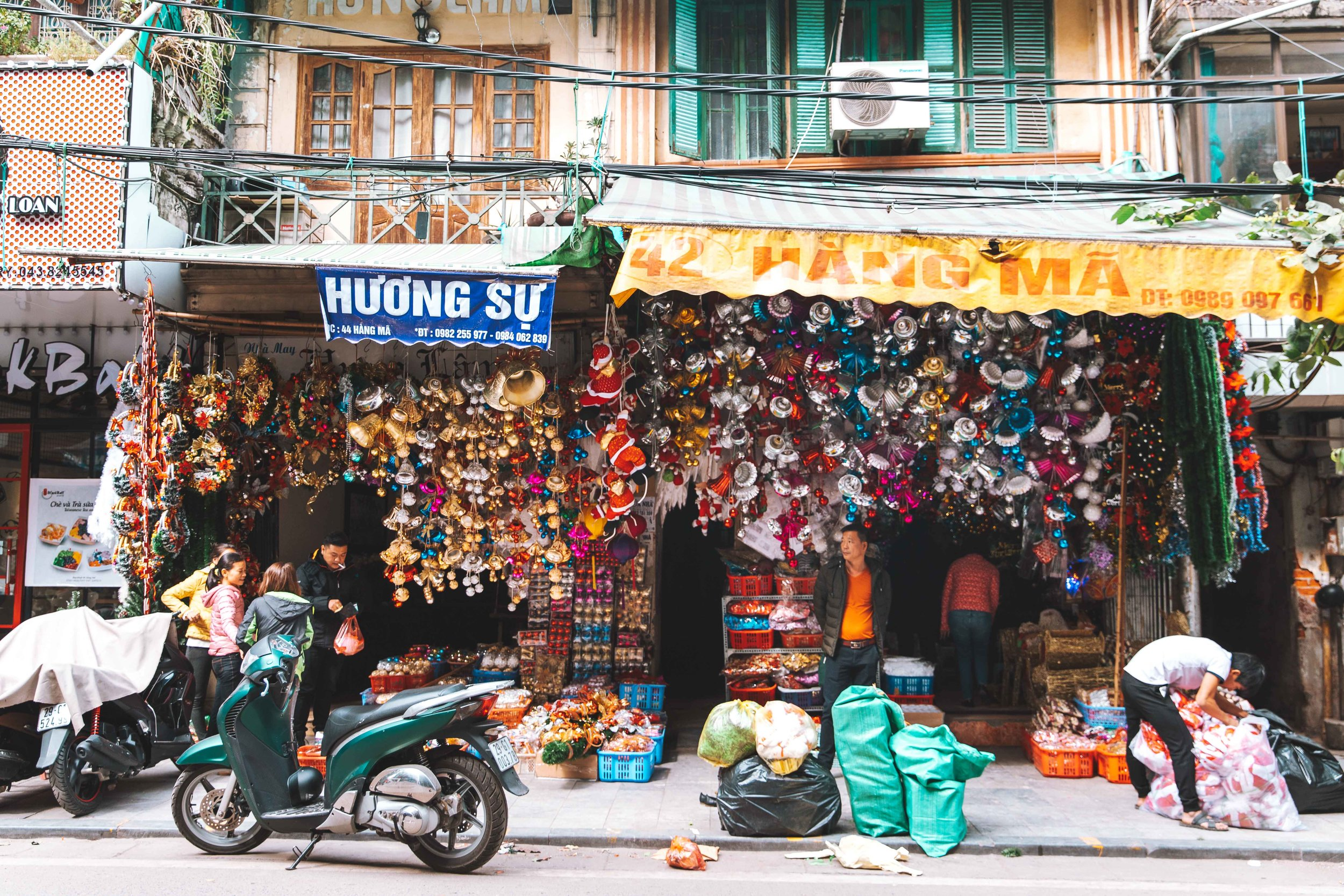 Christmas is coming!!! Anche ad Hanoi