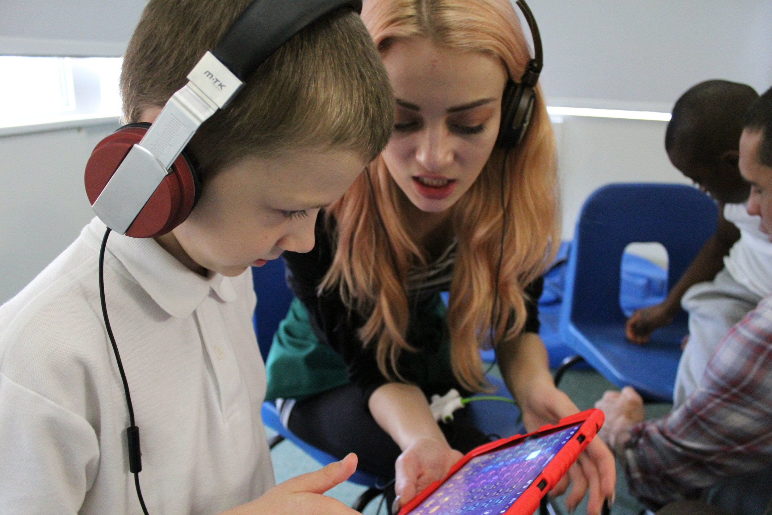 Inspiring Music with iPads in Central Bedfordshire   Find out about this great new project.    Find out more
