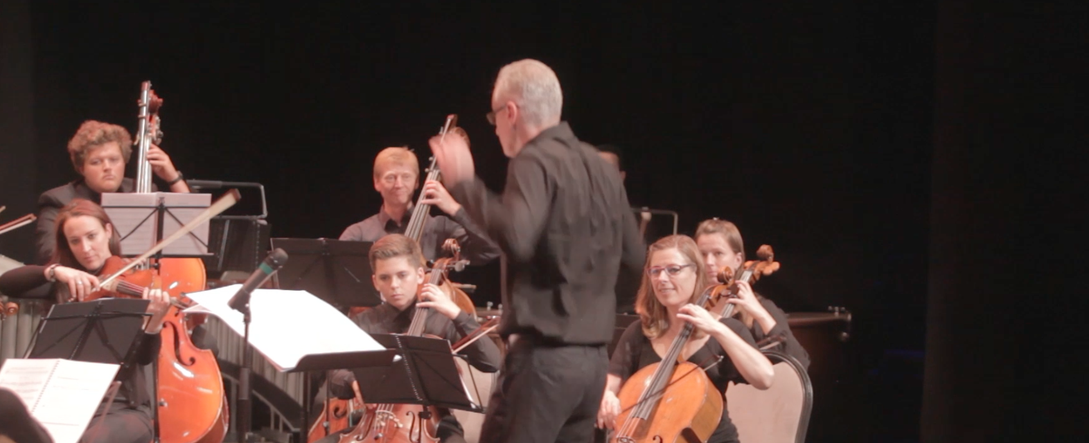 Orchestra Live hits the high notes