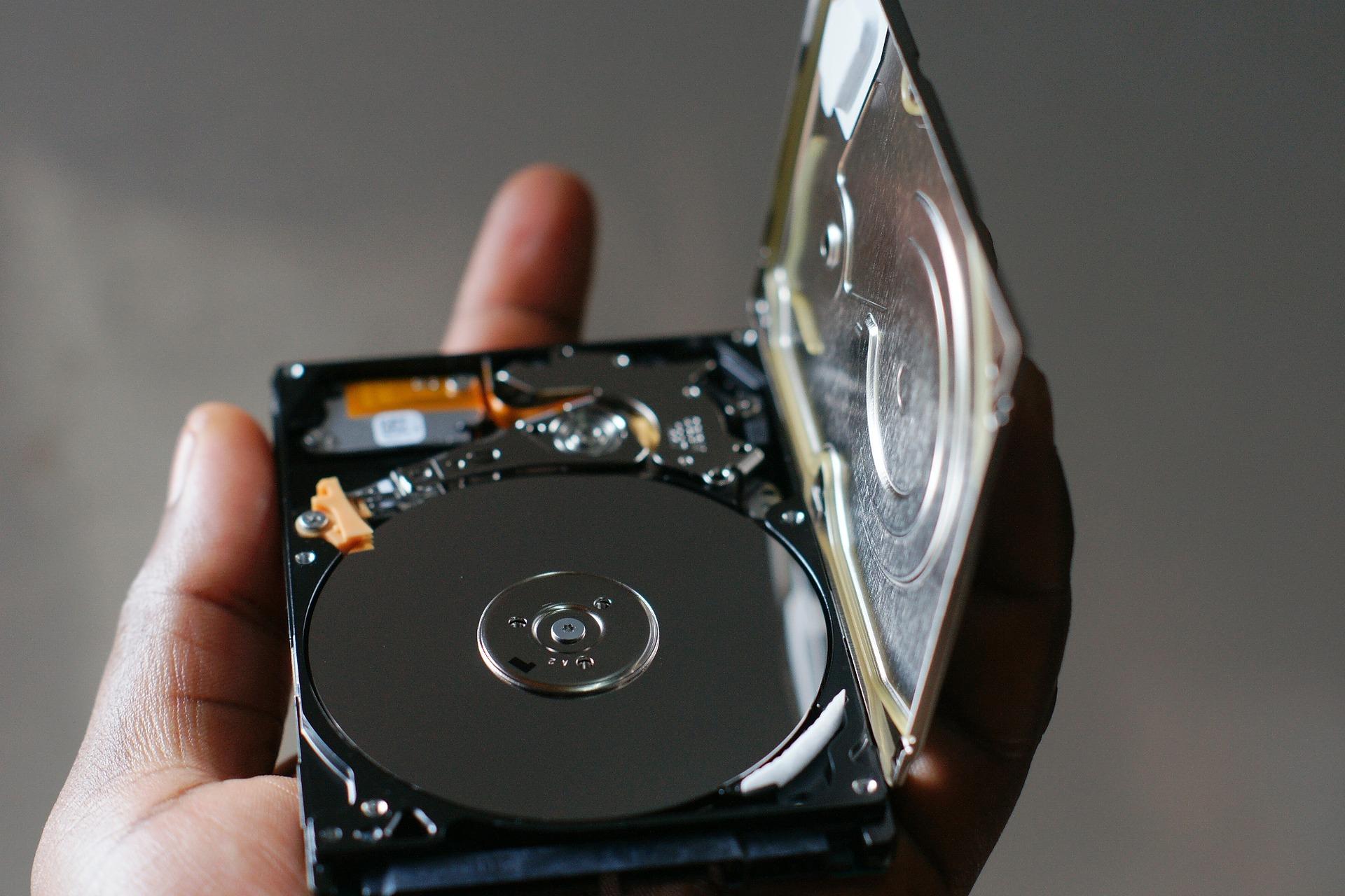 Destruction de vos disques durs