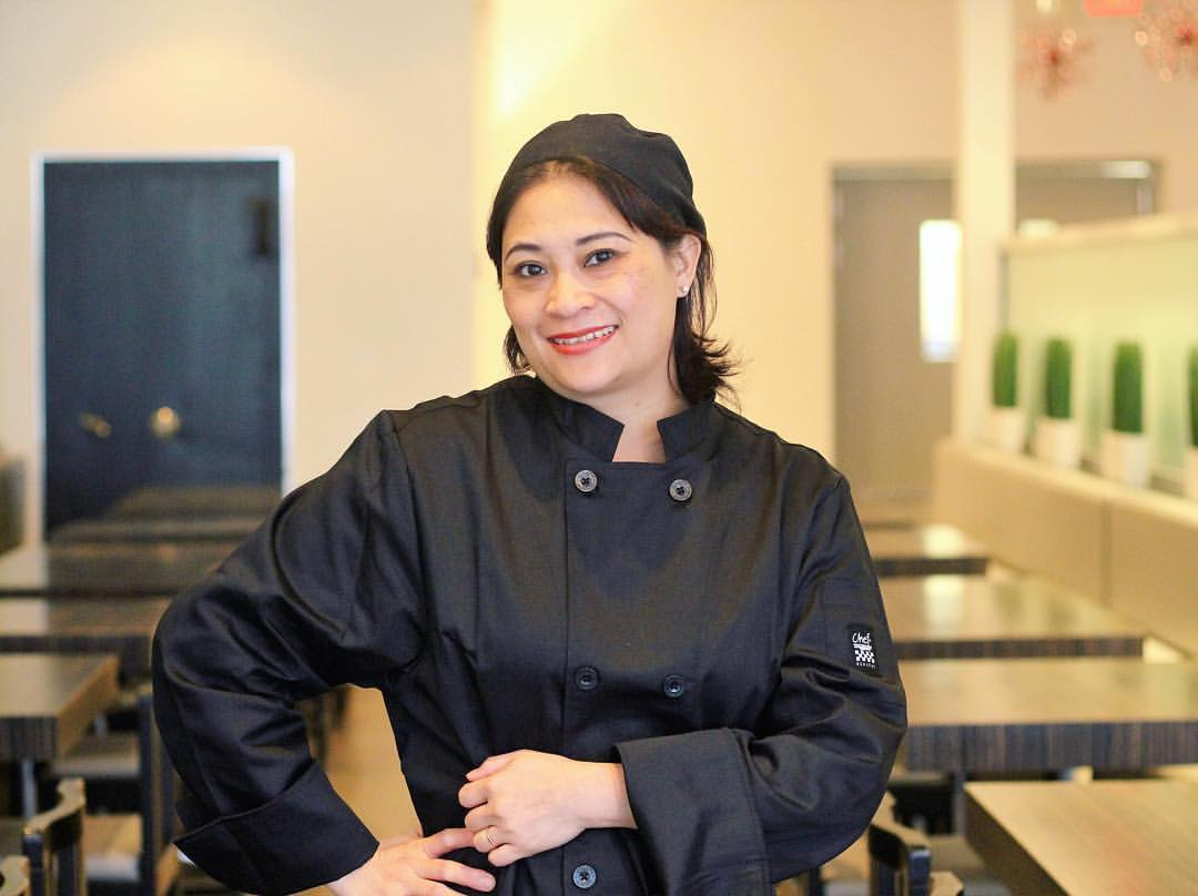 Chef Huong: -
