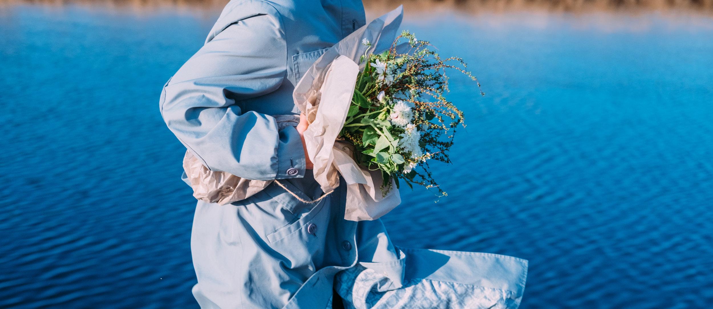 白い花の店 つゆ
