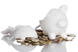Money Cash Coins Coin Change Pig Piggy Bank Broken Emergency Fund Financial Literacy