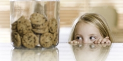 People With a Lot of Discipline Are Happier Girl Chocolate Chip Cookies Discipline Financial Literacy