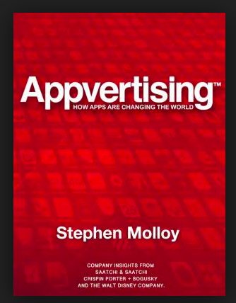 Appvertising Book Cover