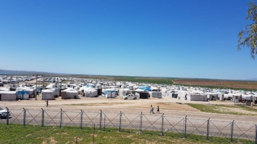 Khanke IDP Camp, Northern Iraq