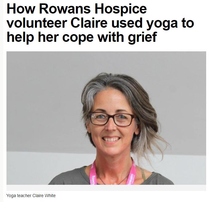 get loose yoga