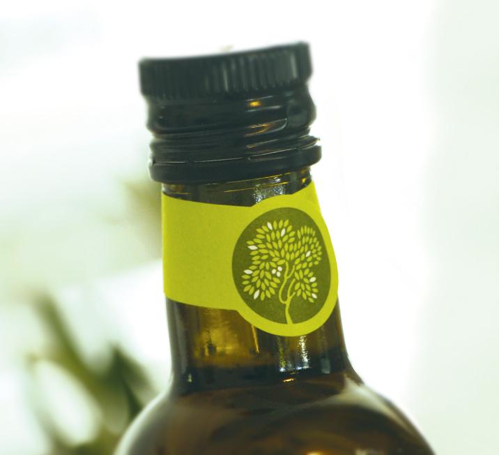 Carilley Estate Swan Valley Olive Oil Label Design