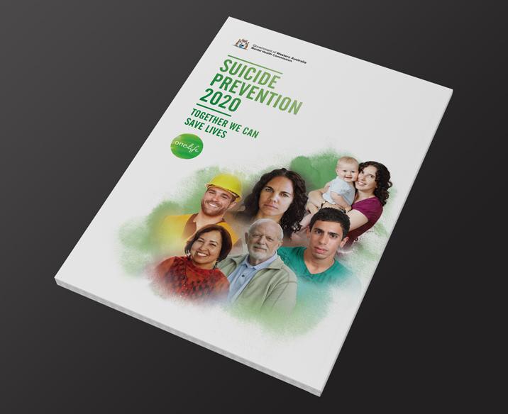 Mental Health Commission Report Design
