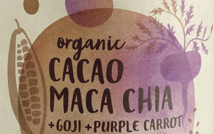 Orgamix Organic Packaging Design