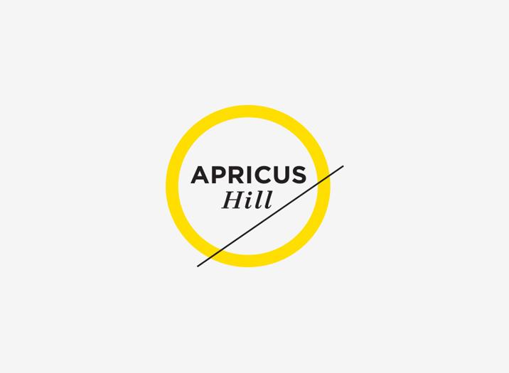 Apricus Hill logo design