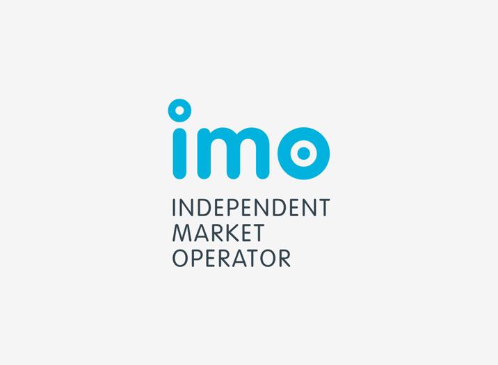 IMO Corporate logo design