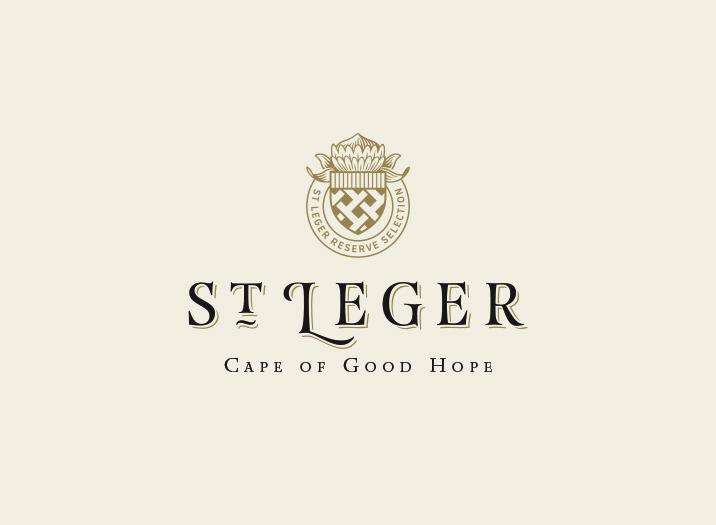 St Leger logo design