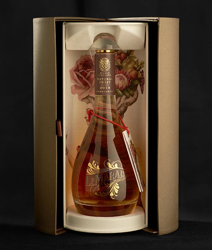 Le Marais wine box design